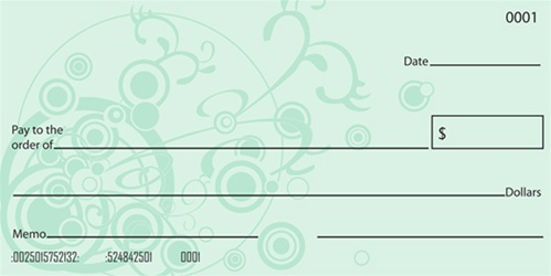 Large Check Gallery Create Your Own Big Check Template