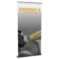 "CL Orient Retractable -1000-S-3-V, 39.25"" wide x 83.25"" tall"
