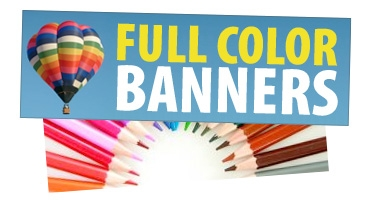 Custom Banners HeavyDuty Vinyl Signs For Indoors Or Out - Vinyl banners and signs